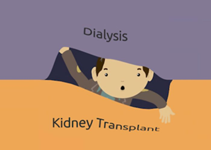 Patient teaching: Living donor kidney transplant