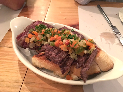 Brazilian beef dish
