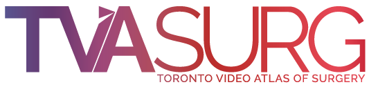 TVASurg – The Toronto Video Atlas of Surgery