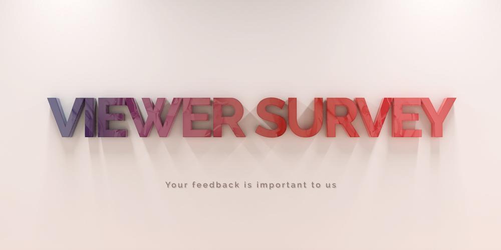 TVASurg viewership survey