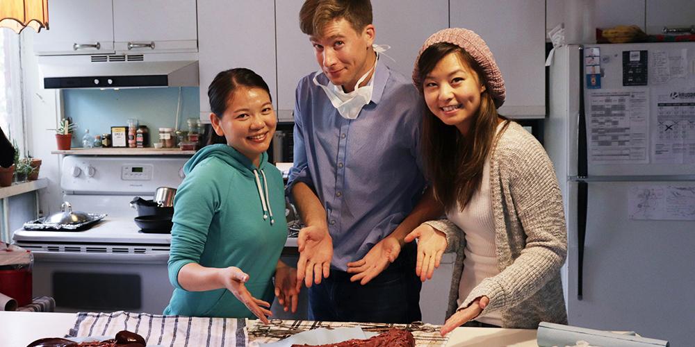 Butcher shop dissections