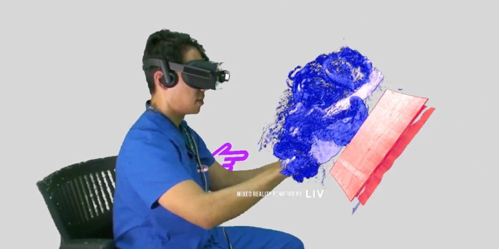 VR update: On capturing Mixed Reality (MR)