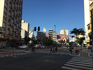 Downtown Sáo Paulo
