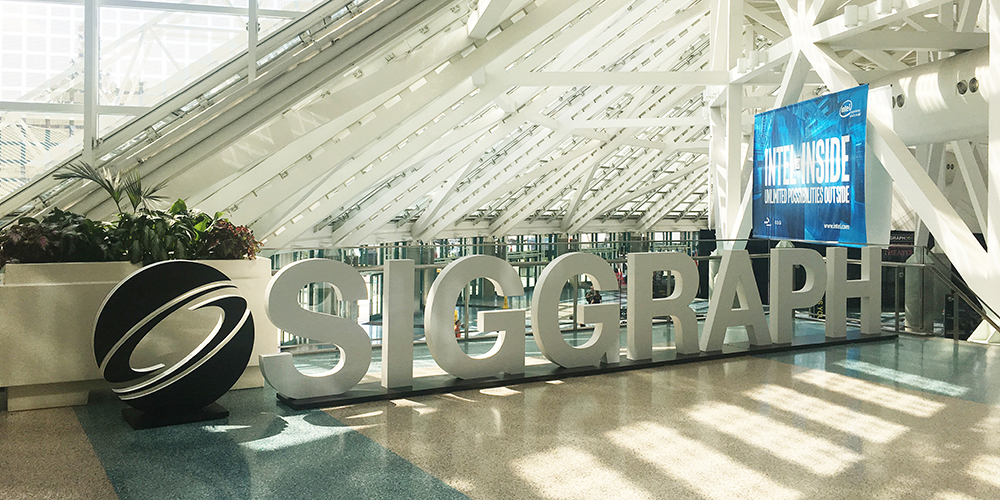 SIGGRAPH 2017 in Los Angeles!