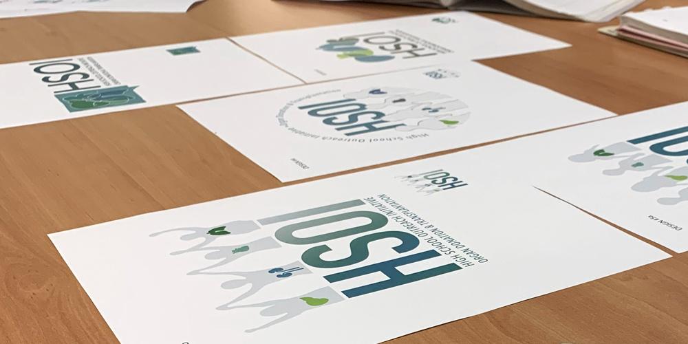 Designing a logo for High School Outreach Initiative (HSOI)
